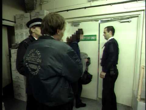 Merseyside Police: Night Patrol