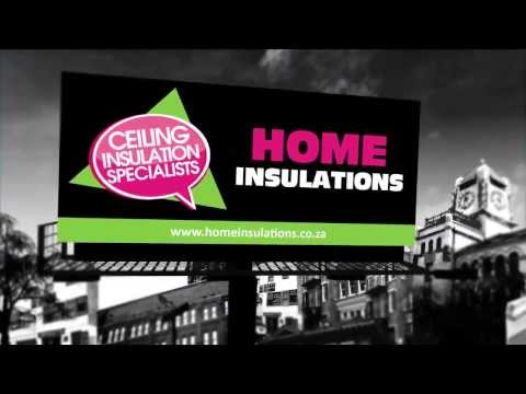 Home Insulations - South African Insulation Installers