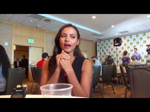 Gotham- Jessica Lucas Interview- SDCC 2017