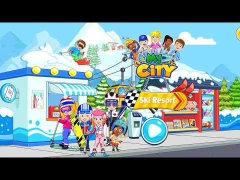 My City : Ski Resort - Game Trailer