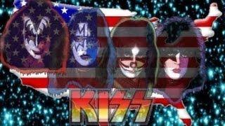 KISS rockin