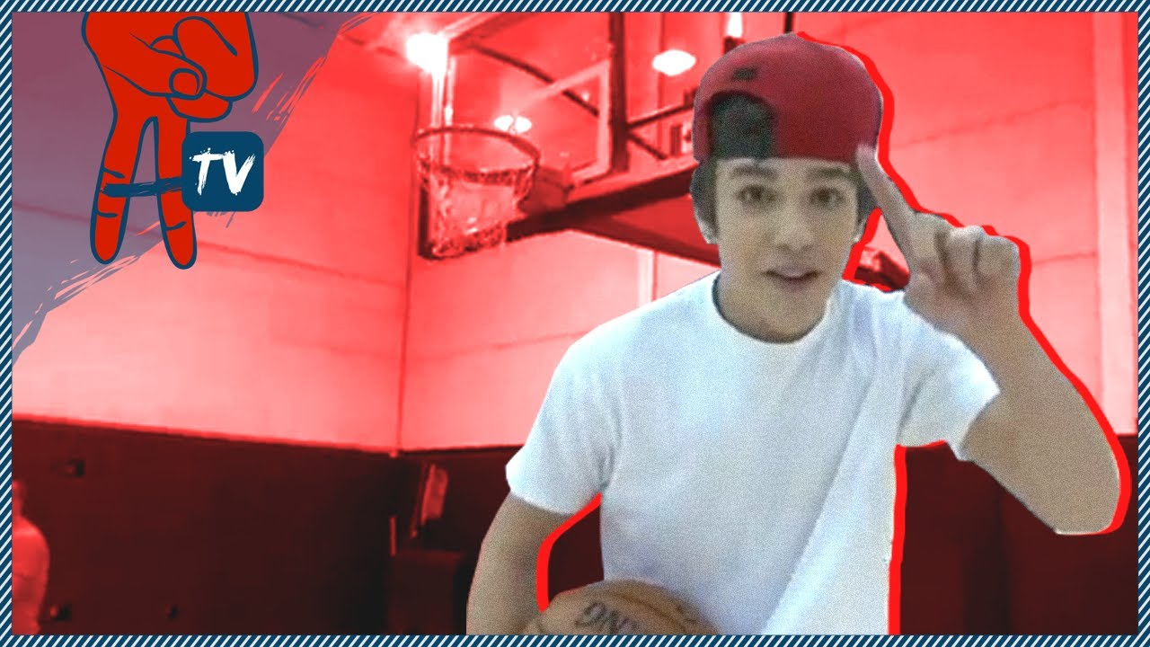 Austin Mahone Takeover - Play Basketball with Austin ...