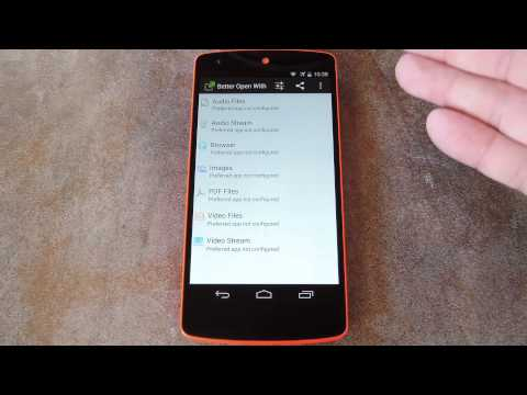 A Better Way to Open Files on Android