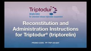 Excerpts – Triptodur Administration
