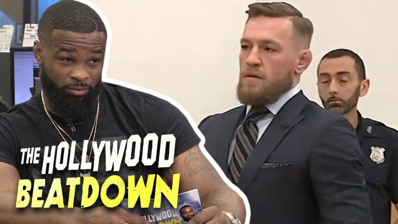 "Tyron Woodley Says ""I Want To Fight On Conor McGregor's Next Card"" 