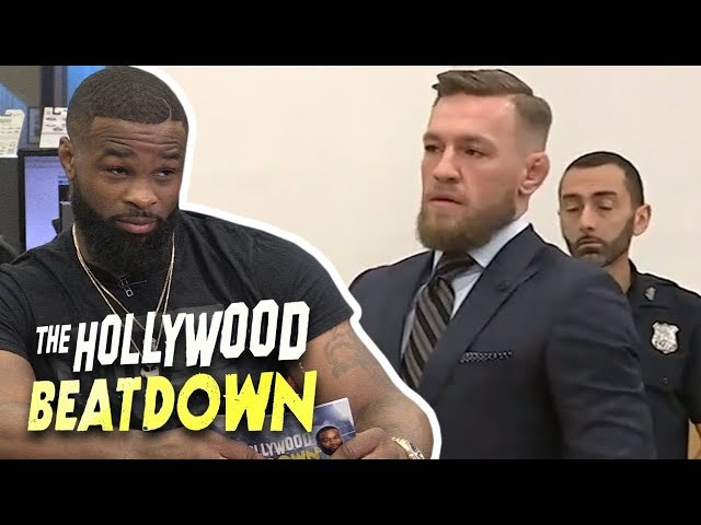 """Tyron Woodley Says """"I Want To Fight On Conor McGregor's Next Card"""" 