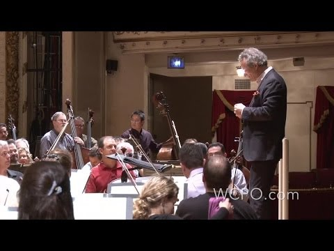 Louis Langrée talks in depth about his Cincinnati Symphony Orchestra debut