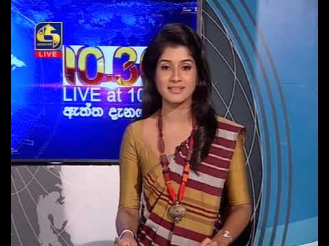 Live at 10 PM Sinhala News 04-09-2019   2019-09-04