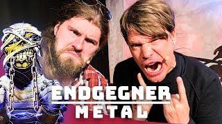 AC/DC ist kein Heavy Metal | Endgegner: Metal | Der Dunkle Parabelritter vs. Colin & Micha Bros.