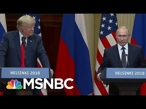 NYT Report: Russia Is Interfering In The 2020 Election, Putin Still Favors Trump | MTP Daily | MSNBC