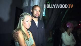 Kim Kardashian, Tom Felton, Kendra Wilkinson at Perez Hilton