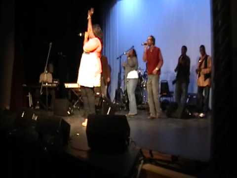SHANA WILSON - 'SHOUT TO THE LORD'/ 'LION OF JUDAH'