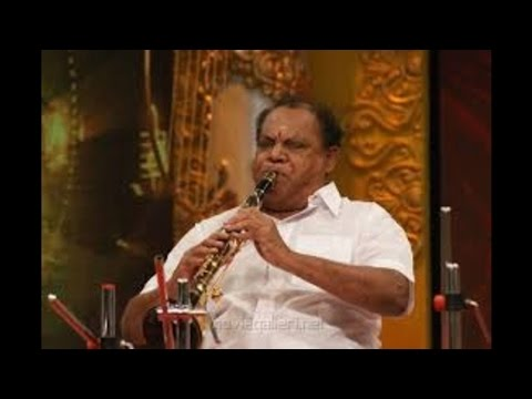 AKC Natarajan-Nagumomu Ganaleni-Abheri-Adi-Thyagaraja-clarinet