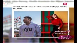 Gambar cover Dekat dengan Wijin, Gisela Anastasia Dimabuk Asmara - iSeleb 18/03