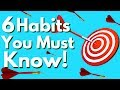 6 Habits of Successful People   High Performance Habits by Brendon Burchard Book Breakdown
