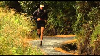 Adventure Runner Richard Bowles  - Completing the Te Araroa Trail