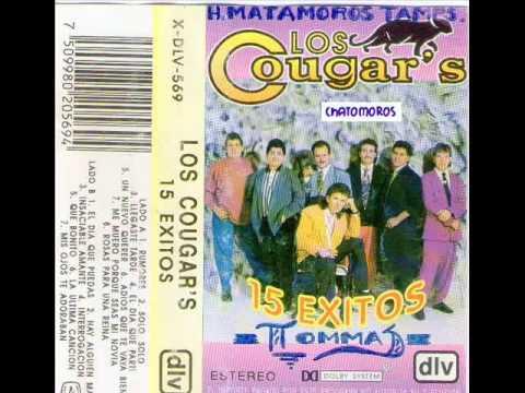 Los Cougars - Super Exitos 2014