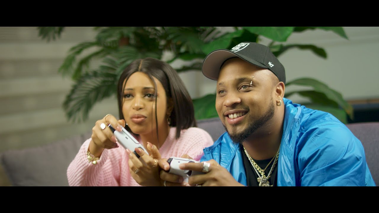 Download B Red & Yemi Alade - Lady (Official Video)