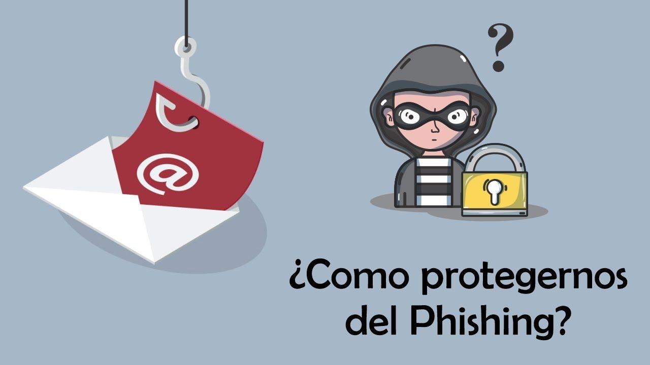 Protegerse del phishing en cuarentena ¿Cómo podemos evitarlo?