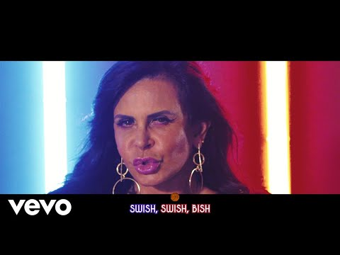Thumbnail: Katy Perry - Swish Swish (Lyric Video Starring Gretchen) ft. Nicki Minaj