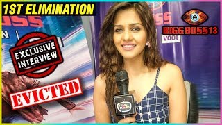 Dalljiet Kaur SHOCKING Reaction On Her  ELIMINATION | EXCLUSIVE INTERVIEW | Bigg Boss 13