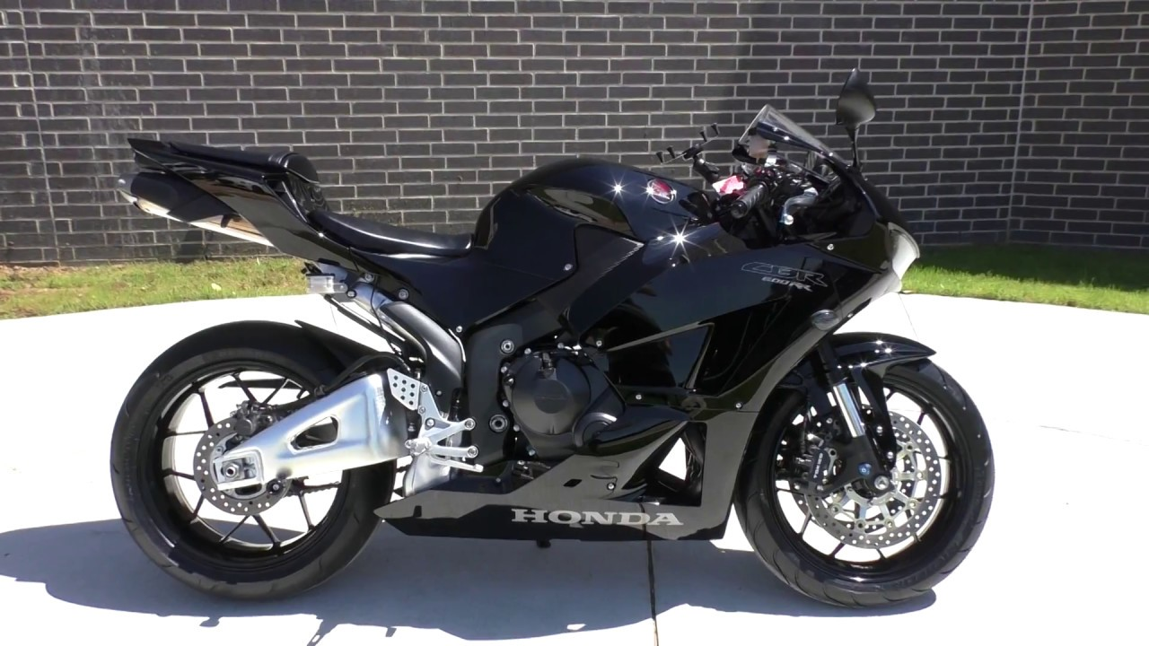 801218 2015 Honda CBR600RR Used motorcycles for sale
