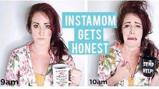 Instagram Mom shares secret to her success  MomTalks with Christa