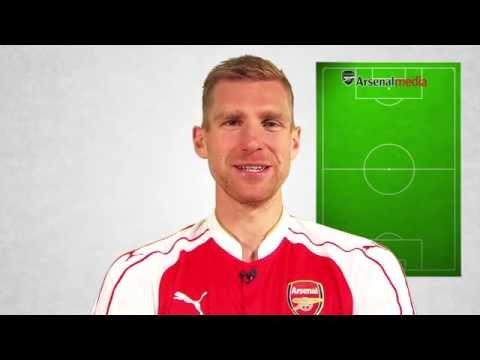Per Mertesacker's Ultimate XI