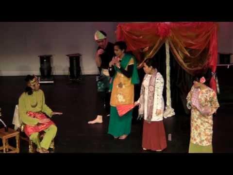 Portsmouth Malaysian Night 2013 - KEBAYAN: The Untold Story #1