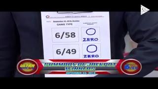 [LIVE] PCSO Lotto Draws  -  September 23, 2018 9:00PM