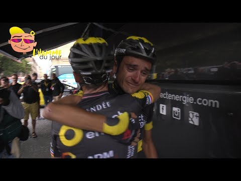 TDF17 - Le Zapping du Team Direct Energie #21