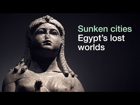 Amazing finds from Egypt's lost cities