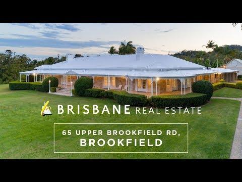 Brisbane Real Estate - 65 Upper Brookfield Road | Brookfield