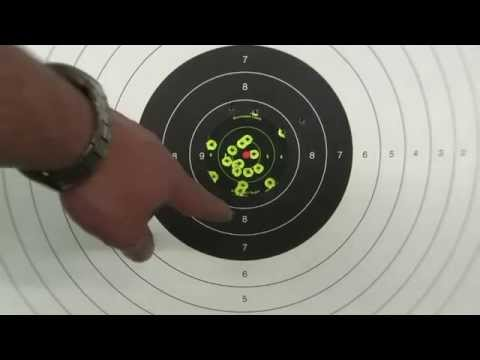 Browning Buck Mark Pro Target / English
