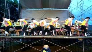 Carnavales 2015 Huacrapuquio-Huancayo Centro Unión