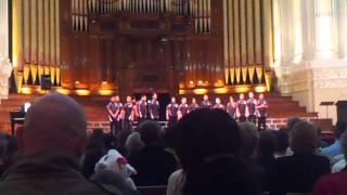 Mabel park state school choir