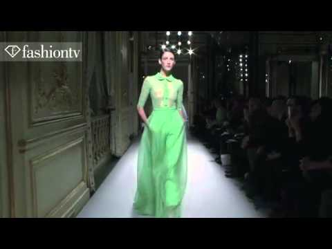 Georges Hobeika Couture SpringSummer 2013 _ Paris Couture Fashion Week _ FashionTV - YouTube_3