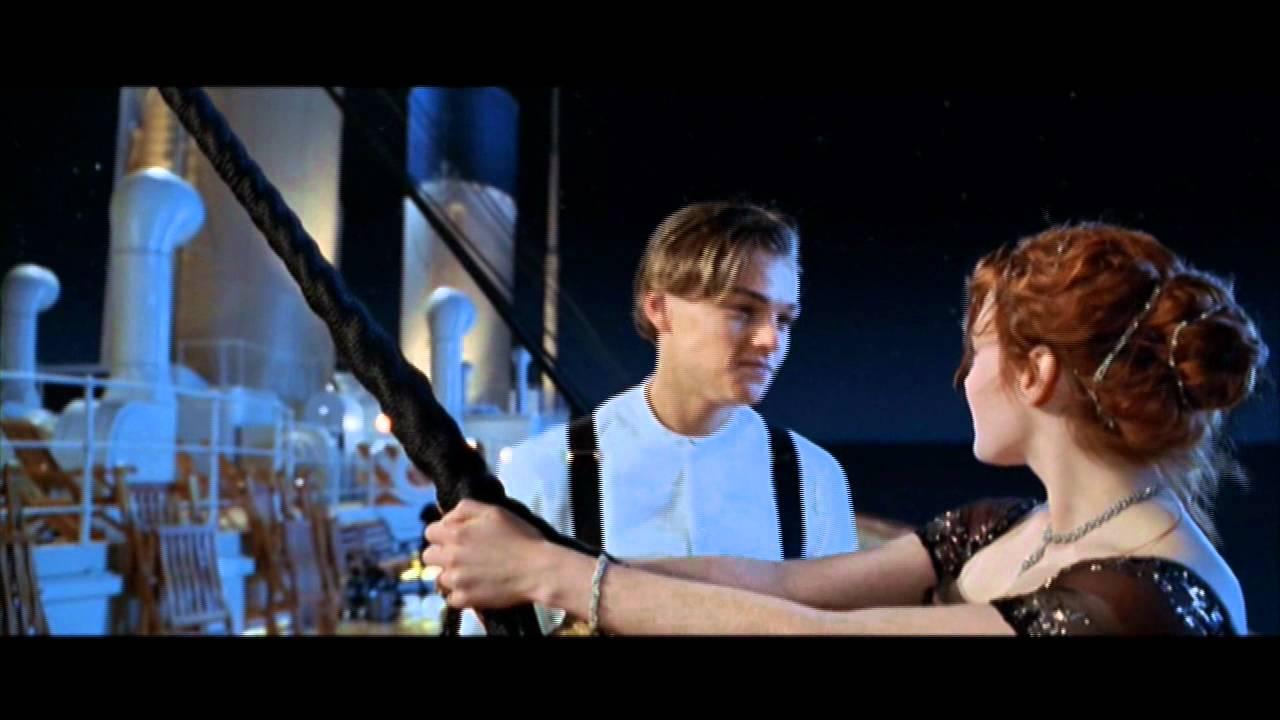 Titanic scena tagliata doppiata in italiano (qualità video ...
