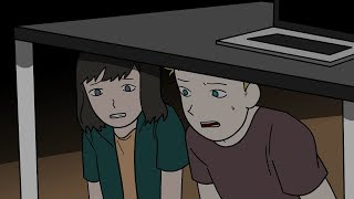 True School Lockdown Horror Story Animated