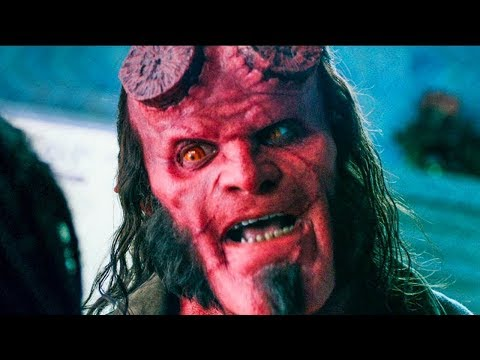 Hellboy full movie 2019 promotional event from YouTube · Duration:  2 hours 1 minutes 34 seconds