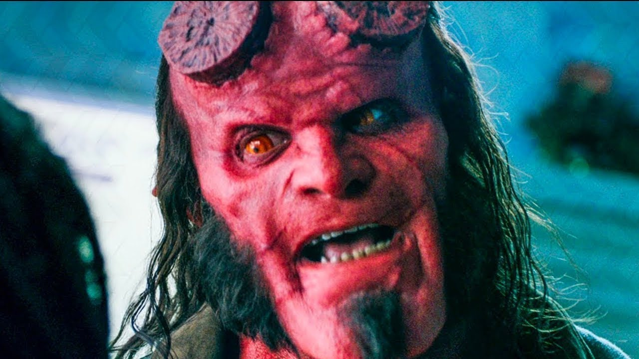 Download Hellboy full movie 2019 promotional event