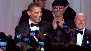 President Obama at National Italian American Foundation Gala