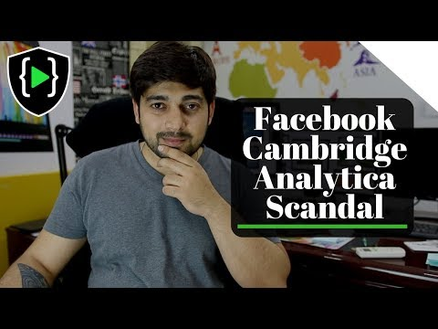 Facebook Cambridge Analytica Scandal - Decoded for everyone 🔥