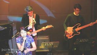 Danilla - Bengawan Solo @ Motion Blue Jakarta 21/12/15 [HD]