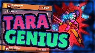[800+ Gameplay] | #1 Tara PRO Shares ALL His Tactics! | [Brawl Stars]