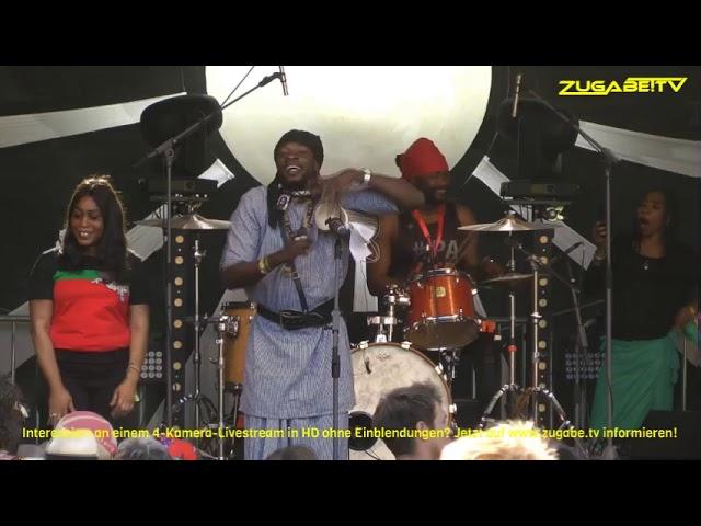Ndagga Rhythm Force Live (Auszug) @ Ancient Trance 2019