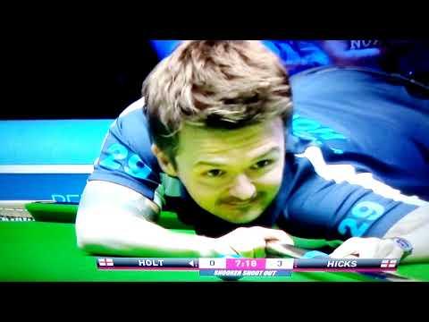 Snooker Basketball - Trick Shot