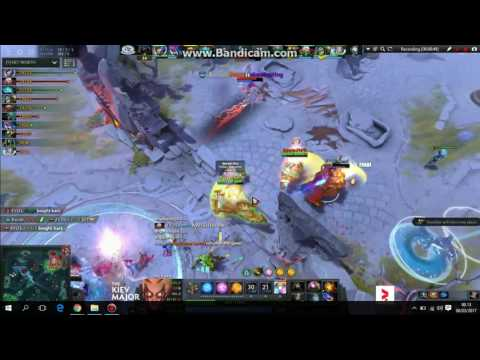 DOTA 2 unpaused in KIEV MAJOR quals 1 SEA,LEGAL OR ILEGAL