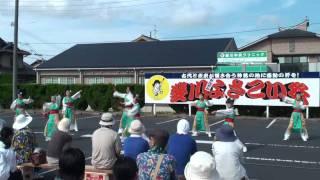 平成22年7月24日(土)に島根県斐川町で開催された「第10回 斐川だん...