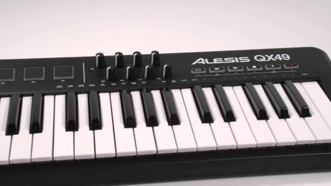 ALESIS QX49 DRIVER FOR WINDOWS 8